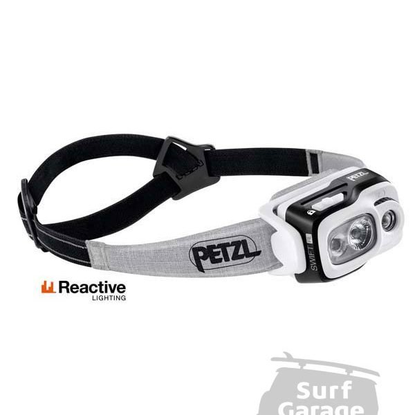 Petzl SWIFT RL LAMP BLACK