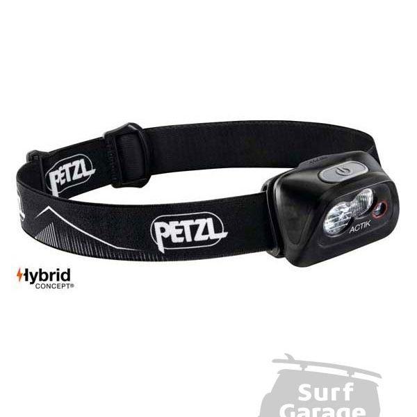 Petzl ACTIK LAMP BLACK