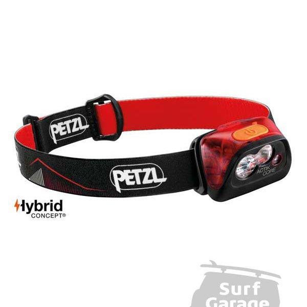 Petzl ACTIK CORE LAMP RED